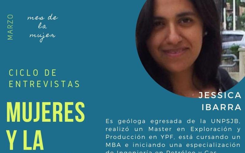Mujeres y la energía: Jessica Ibarra
