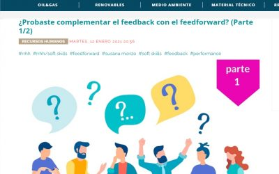 Publicación en oilgasrenewables.com: ¿Probaste complementar el feedback con el feedforward?